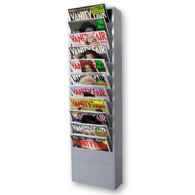 Magazine Holder A4 11 Pockets