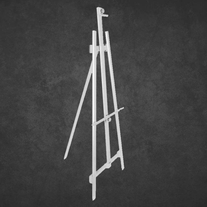 Easel - Frame Holder White