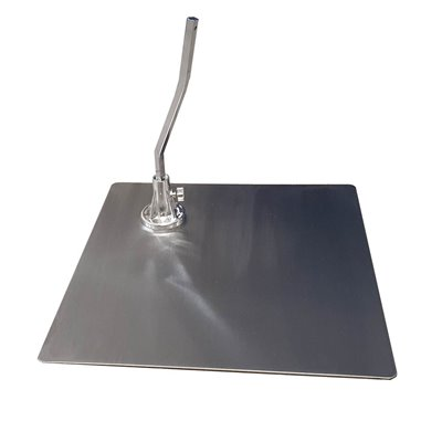 Metal Square Mannequin Base