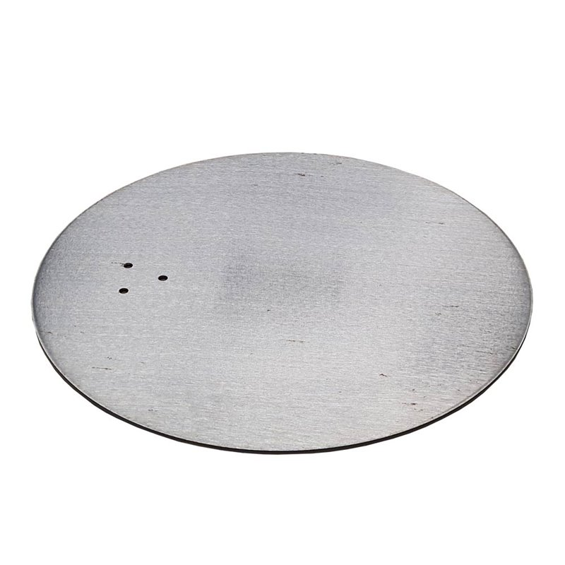 Replacement Metal Round Base for Fiberglass Mannequins