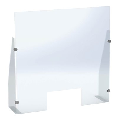 Mountable or Freestanding Screen Guard 600x800