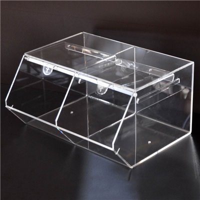 Acrylic Candy/Storage Box 38x30x20