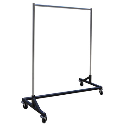Heavy Duty Z Clothing Rack