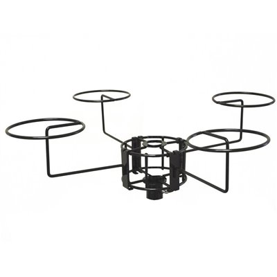 Spin-X Stand Extra Level with 4 Hat Brackets