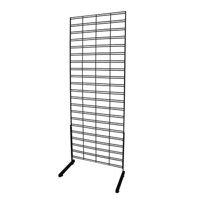 Slat Grid Stand Single Sided