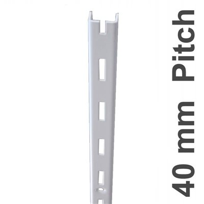 Wall Strip 40mm Pitch Single 2400mm