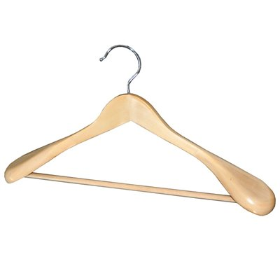 Suit Wooden Hanger Natural