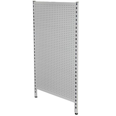 Gondola Shelving End Punch Panel for Metal Gondolas