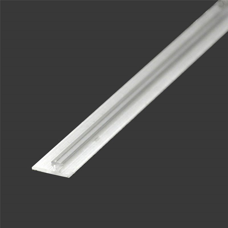 T Rails with Adhesive for Gondola Shelving Dividers