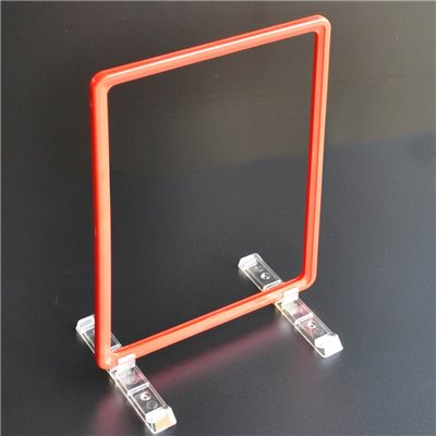 Counter Top Sign Frame Stand