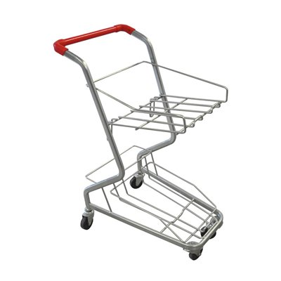 10pcs Shopping Basket Trolley