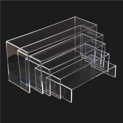 Acrylic Stepped Riser - Set of 6