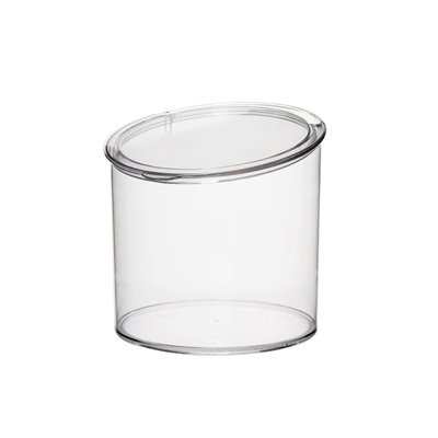 Bulk food Tub Round with lid