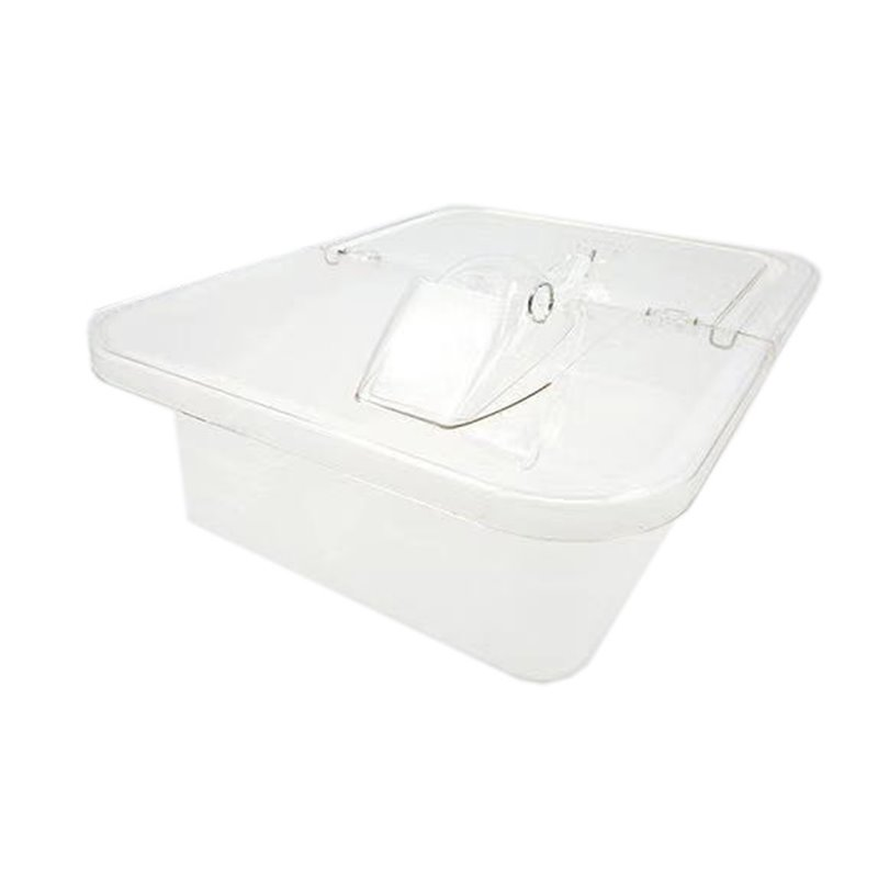 Bulk Food Container 8 litre with Lid and Scoop