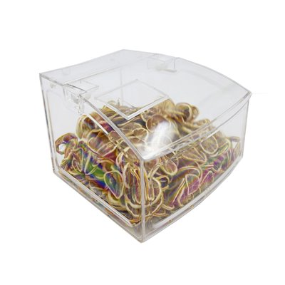 Bulk Candy Bin Curved front - Medium