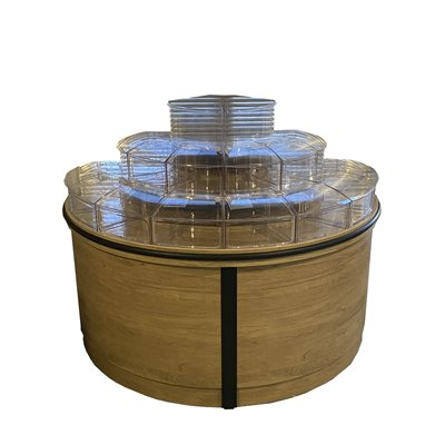 Bulk Tub System semi circle with Tubs
