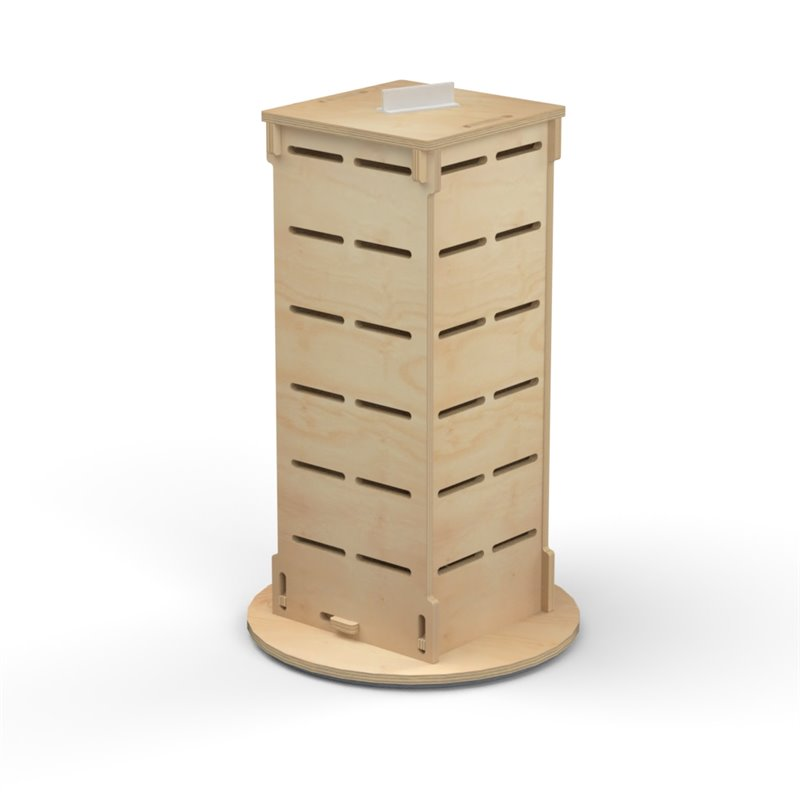 Timber Counter Spinner
