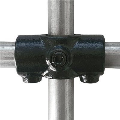 Industrial Clamp Cross 119 Black