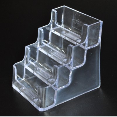 4-Tier Business Card Holder