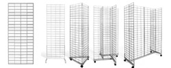 Gridmesh Panels,Stands and Gondolas