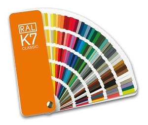 Ral Colour range