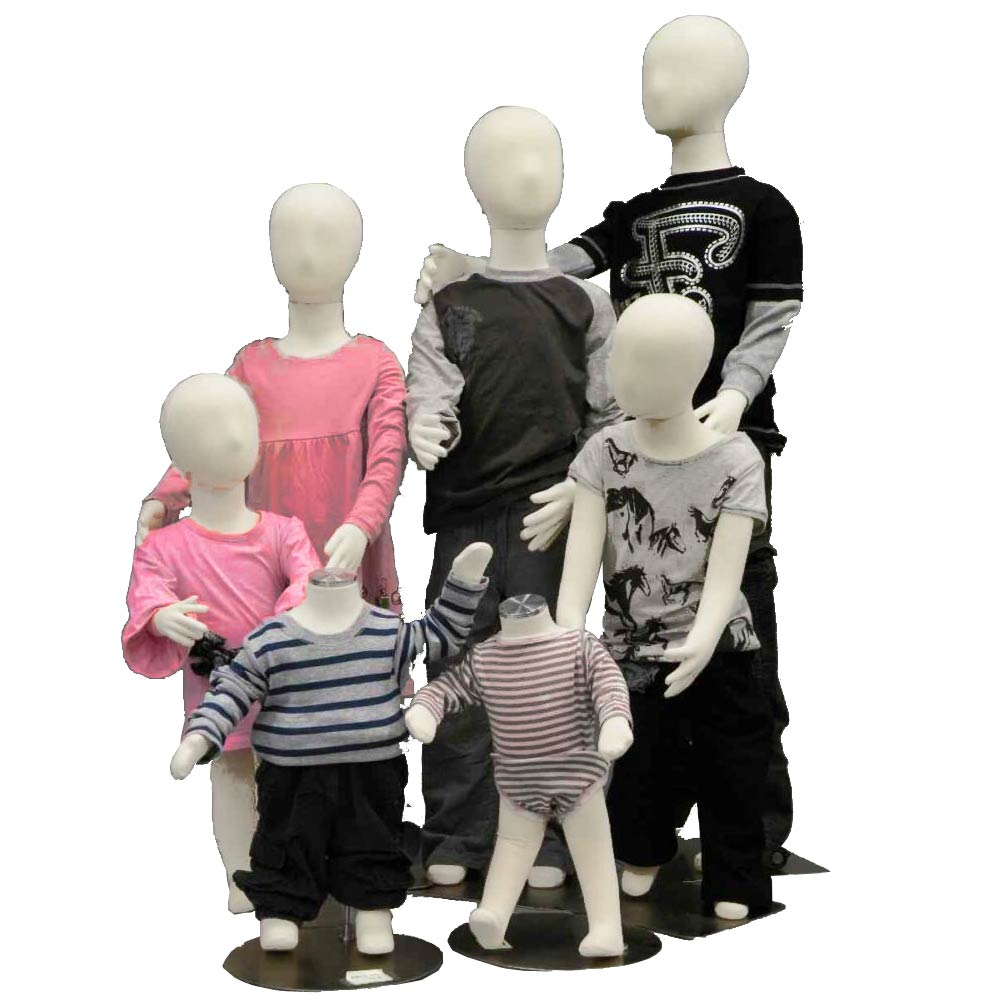 Child mannequins